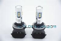 50w Polaris Led Headlights Bulbs Head Light Lamps Globes Bulbs Led Atv 2 Pieces