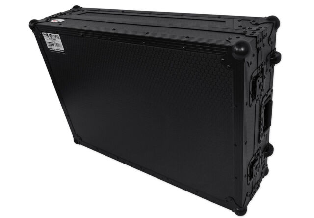 pro x xs ns7iiiwbl travel flight case w wheels 4 numark ns7iii ns7 iii ii 2 3 for sale online. Black Bedroom Furniture Sets. Home Design Ideas
