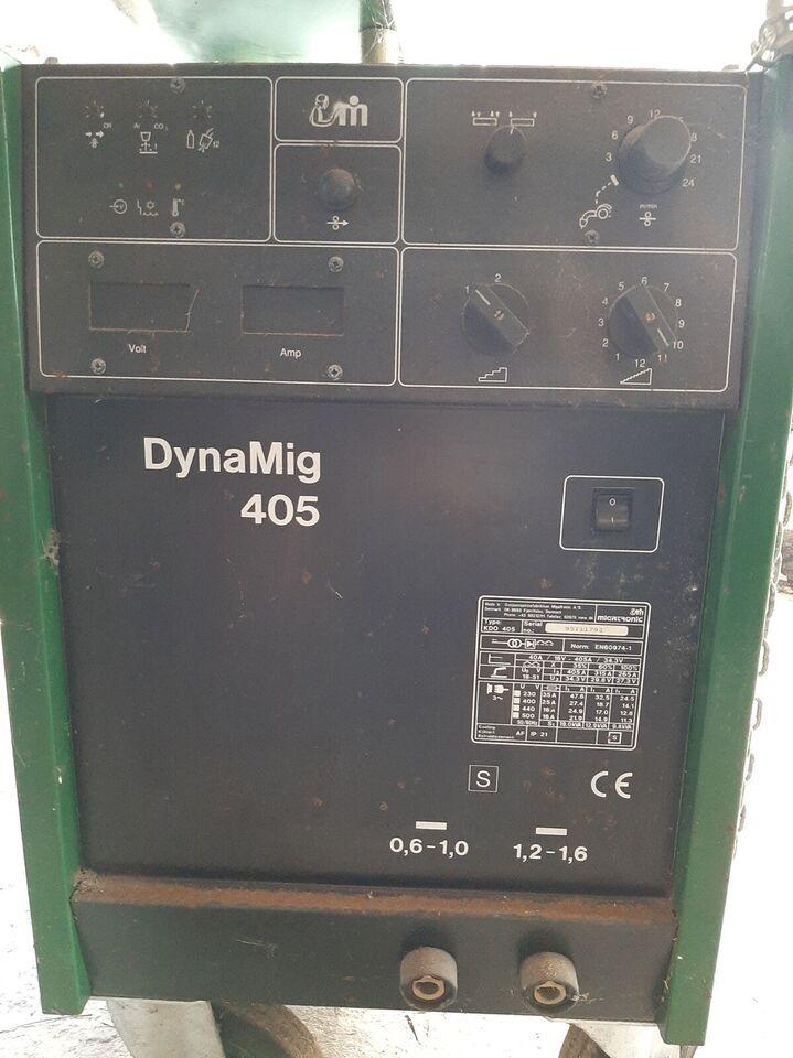 Ny pris Svejseværk, Migatronic DynaMig 405