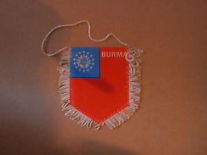 Fanion-Birmanie-Burma