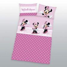 Herding Disney Minnie Mouse  Bettwäsche  40 x 60 cm + 100 x 135 cm