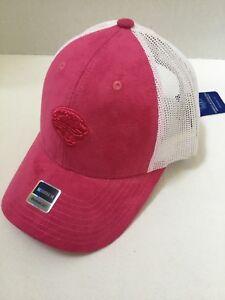 JACKSONVILLE JAGUARS NFL HAT Womens Pink Suede Team Logo Baseball ... 12fffbc316