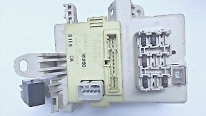 1998 toyota 4runner relay integration 82641 35260 fuse block ebay rh ebay com