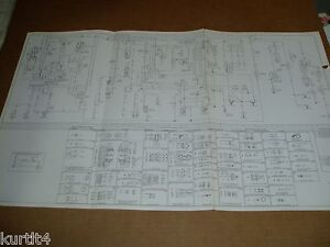 details about 1971 ford pinto wiring diagram sheet service manual 1977 porsche 911s wiring diagram 1971 ford pinto wiring diagram #6