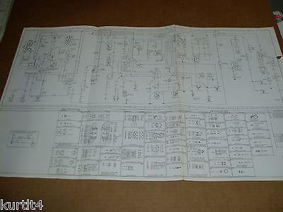 1971 ford pinto wiring diagram sheet service manual | ebay  ebay