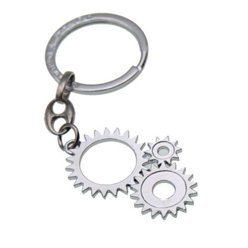 Bomboniera laurea ingegneria ingranaggio in acciaio ideale come Bomboniere Laure