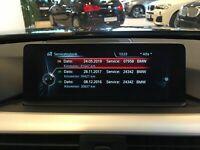 BMW 318d 2,0 Touring aut.,  5-dørs
