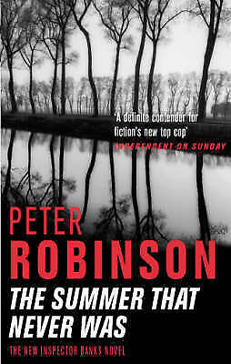 """""""AS NEW"""" The Summer That Never Was: An Inspector Banks Novel (The Inspector Bank"""