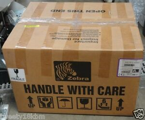 Zebra 110Xi III Plus Thermal Label Printer Network New W/Rewind - 112-7F1-00200