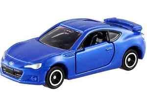TOMICA 120 SUBARU BRZ 1//60 TOMY BLUE DIECAST CAR 2014 OCT NEW