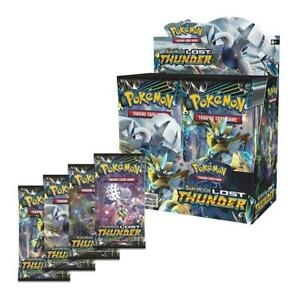Includes-36-Booster-Packs-Pokemon-TCG-Sun-amp-Moon-Lost-Thunder-Booster-Box