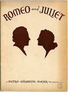 Romeo-amp-Juliet-1936-MGM-Picture-Theatre-Program-Dir-Cukor-Howard-Shearer