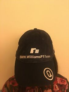 Image is loading BMW-Williams-F1-Team-Cap 9493fbdcd3