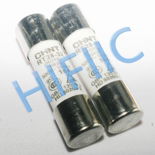 5PCS CHNT RT28-32 Core Ceramic fuse 10*38mm RT18-32