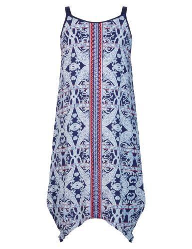 Autograph Bohemian Dreams Paisley Sleeveless Spaghetti Straps Maxi Dress Size 18