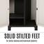 thumbnail 8 - Outdoor Adjustable Storage Cabinet Cupboard Patio Weatherproof Lockable Plastic