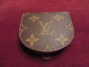 magasins populaires original de premier ordre mode de vente chaude Details about Louis Vuitton Vintage Porte-Monnaie Cuvette/Change Purse