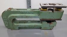 12 Ah 3 12 Unipunch C Frame Punch Press Tooling 12 Throat Used