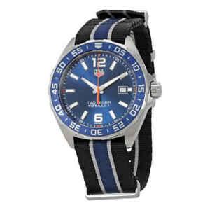 Tag-Heuer-Formula-1-Men-039-s-Watch-WAZ1010-FC8197