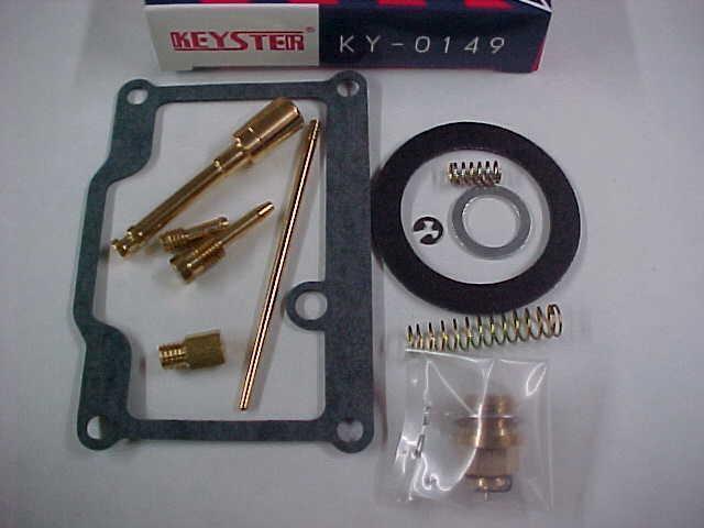 Yamaha Rt3 360 Dt360 Keyster Carb Carburetor Rebuild Repair Kit 1973