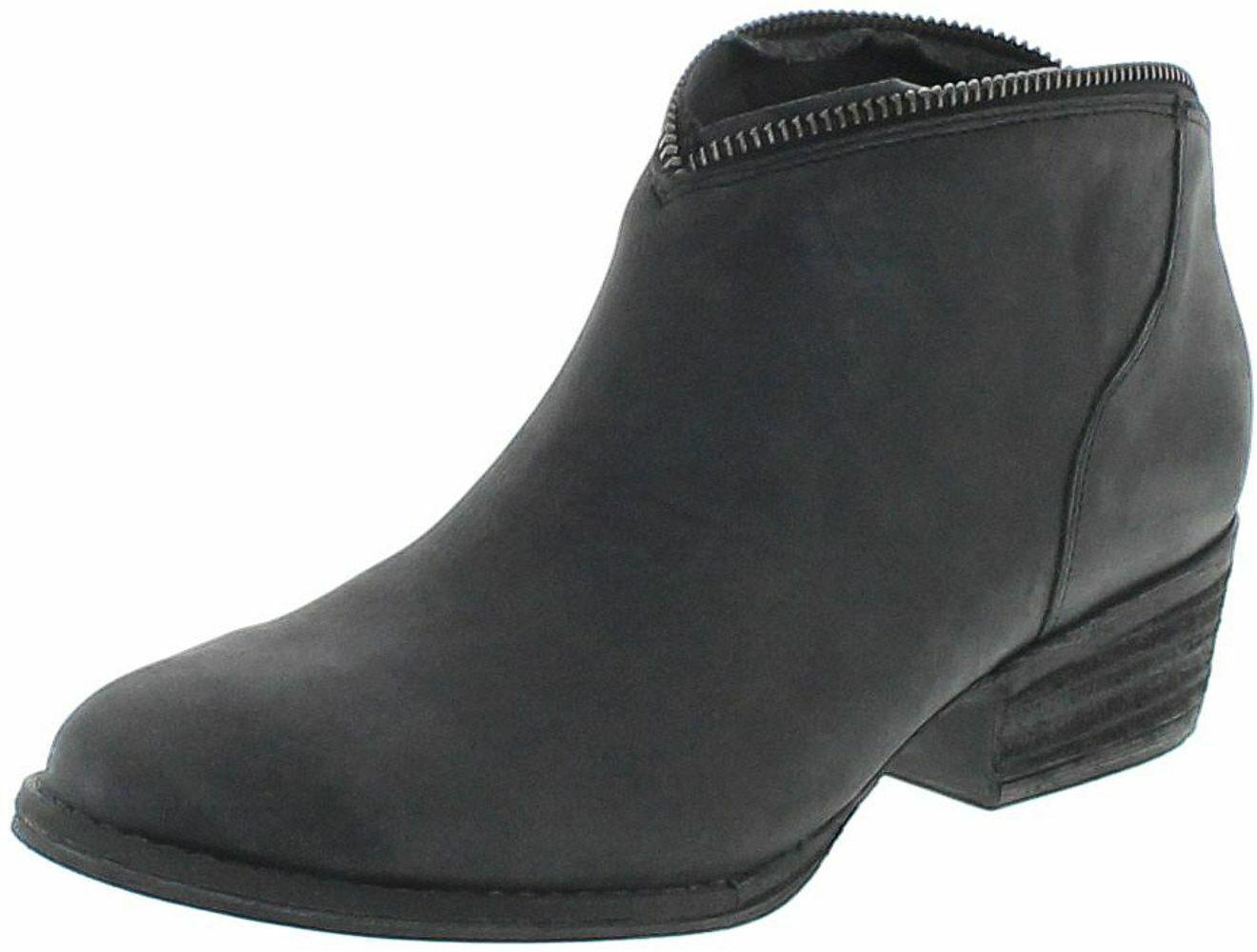 Mezcalero botas 2033 Sofia estrella negra fashion botín para señoras negro