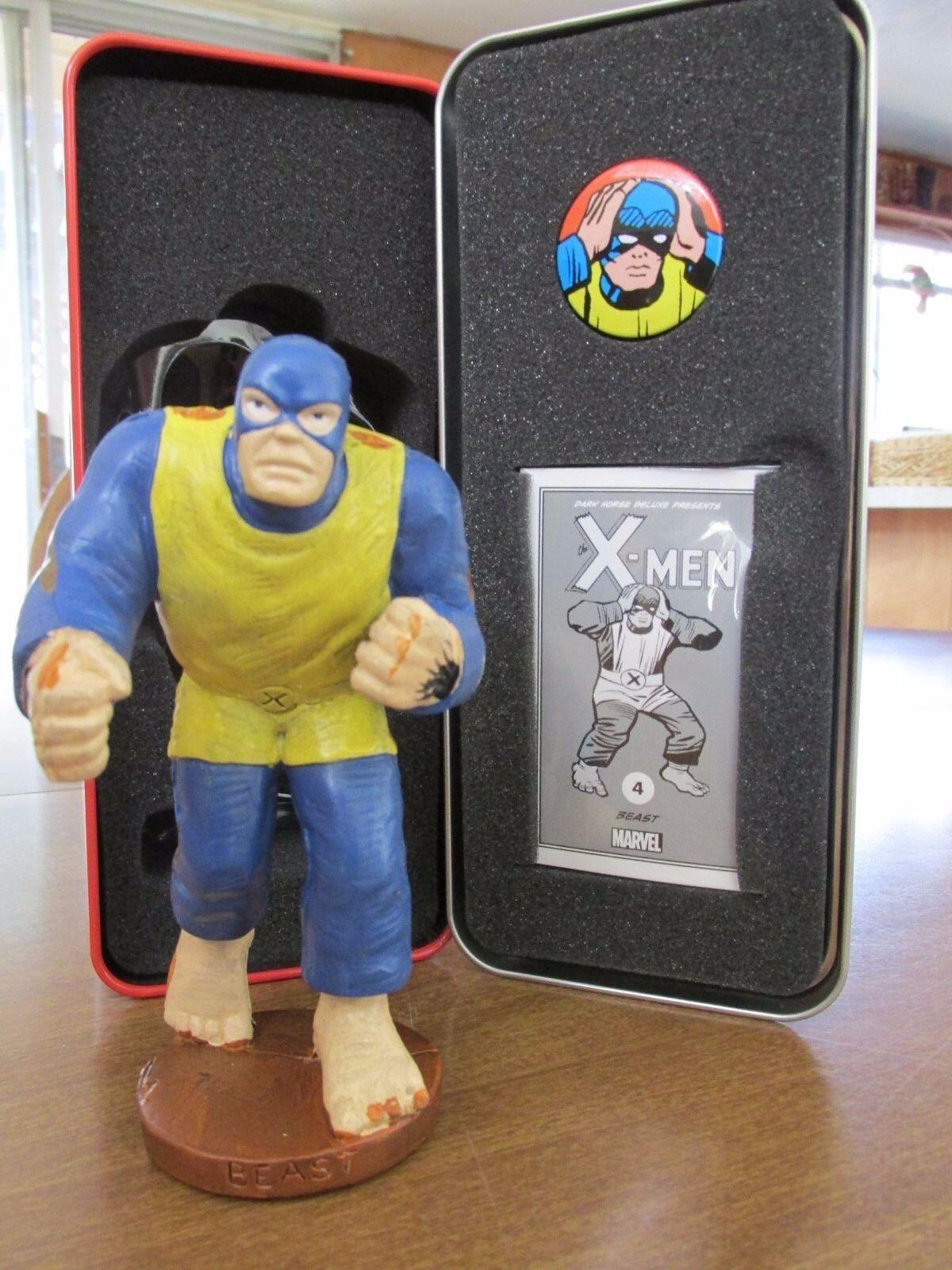 12 650 Dark Horse Deluxe X-Men  4 Marvel Classic Character  Beast Statue Figure