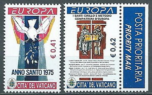 Objectif 2003 Vaticano Europa Mnh ** - Ed Divers Styles