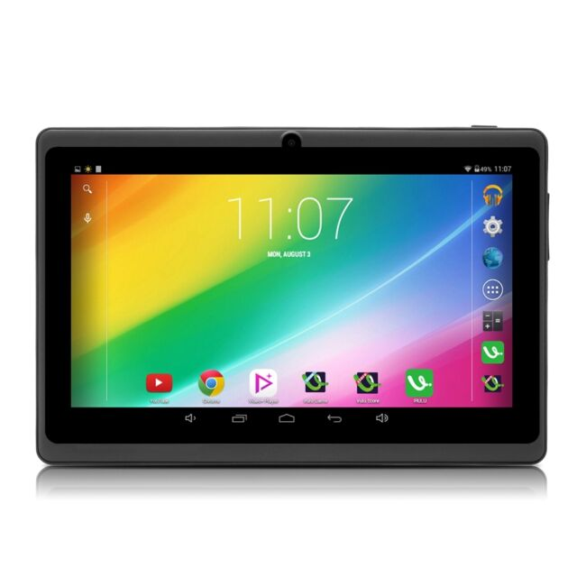 "iRulu 7"" Android 4.2 Tablet Capacitive Dual Camera Cortex A7 1.5GHz + Keyboard"