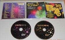 2 CD Bravo The Hits Best of 98 1998 Cher Nana J. Jackson Rolling Stones Roxette