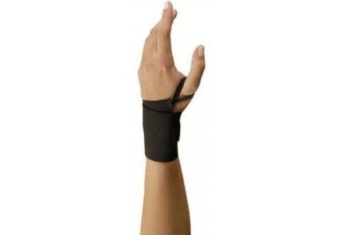 ElastischerDaumenstütze elastische Klammer Sport-Hilfe-Band Handgelenkverletzung