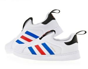 4c43c5c24e2eca New Adidas toddler shoes SUPERSTAR 360 I (BY9937) baby shoes adidas ...