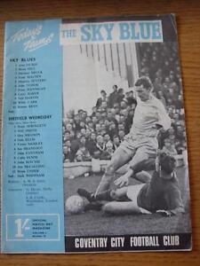24021968 Coventry City v Sheffield Wednesday  folded slight creasing  Any - Birmingham, United Kingdom - 24021968 Coventry City v Sheffield Wednesday  folded slight creasing  Any - Birmingham, United Kingdom