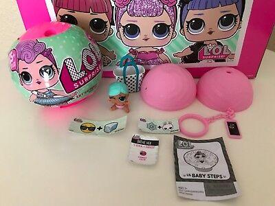 LOL L.O.L BB ~ SEALED! Surprise Dolls ~ Series 2 ~ Wave 2 ~ BIG /& LIL BRRR B.B