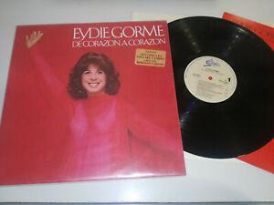 EYDIE-GORME-DE-CORAZON-A-CORAZON-EPIC-1988-SPAIN-EDITION-LP-VINILO-12-034-VG-VG