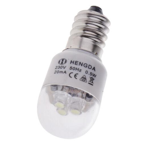 UNIVESAL Nähmaschinenzubehör LED Glühlampe 0.5W 220V DOMESIC