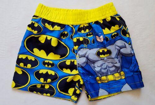 NWT Boy Superhero Marvel DC Comics Swim Trunks ≈ U Choose Size 12M 3T 4T 5T XS