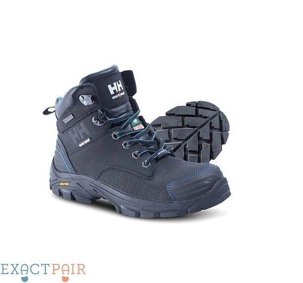 Helly Hansen Women's 6  Bergen Waterproof Work Boots