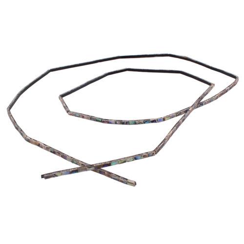 1 Stück Mandoline Binding Strip Purfling für Gitarren Gitarrenbauer