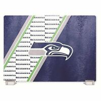 Nfl Seattle Seahawks Glass Cutting Board, New, Free Shipping on sale