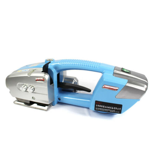 Electric PP//PET Strapping Machine Handheld Packing Tool Battery Powered Strapper