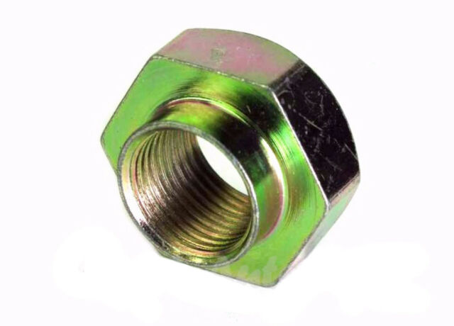 Mutter Achswelle Fiat 500 126 600 850 nut for outher rear axle
