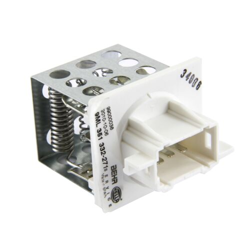 Vemo 3510071 Heater Resistor With AC Air Con Conditioning Peugeot 206 98-06