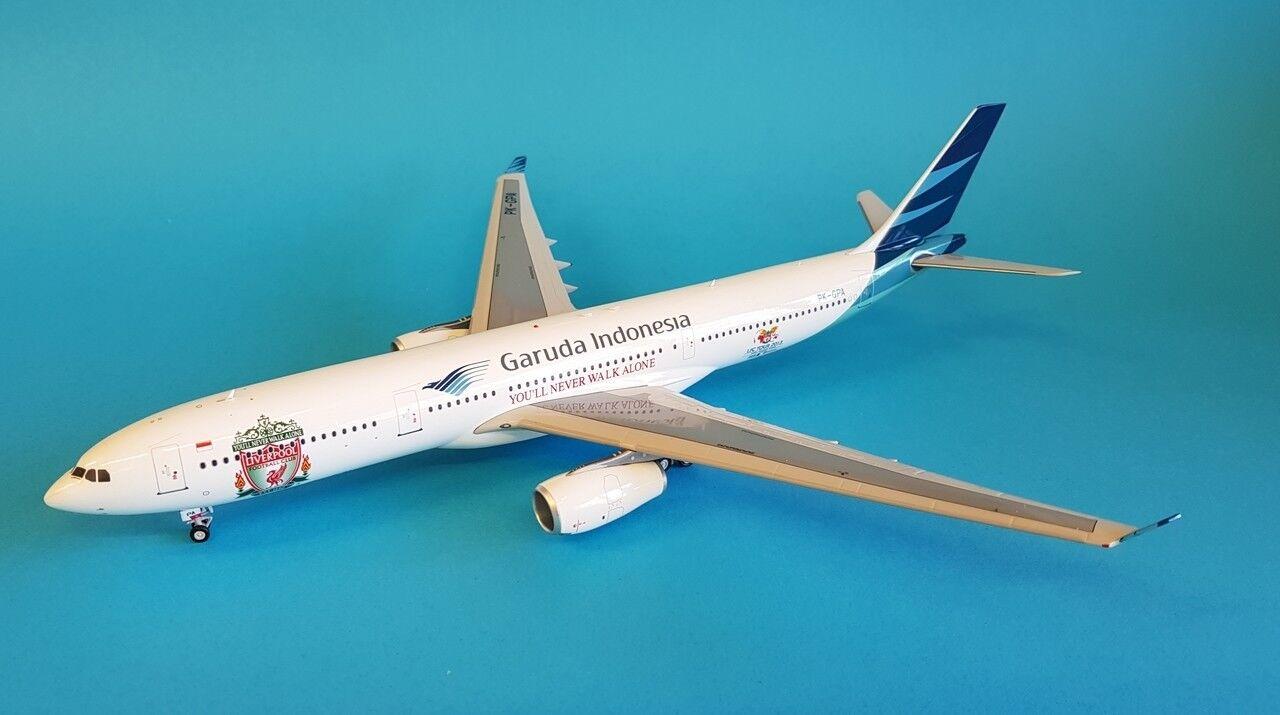 Jfox Modelle 1 200 Airbus A330-300 Garuda Indonesien Pk-Gpa, ' Lcf Tour '
