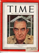 1945 Time September 10 - MacArthur meets Wainwright; Pappy Boyington;Japan signs