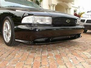 Details about IMPALA CAPRICE SMOOTH BUMPERS EURO FRT&REAR 91-96 KIT FULL  SIZE REAR