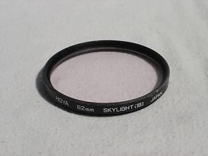 Filtro Skylight 1 A 62 mm De Calidad Protección Protectora Hecha en Japón