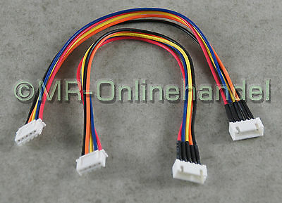2x 4S Balancer Verlängerung JST-XH 20cm Lipo Kabel Akku 14,8V