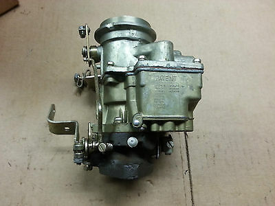 Jeep Willys CJ3B CJ5 M38A1 YF Carburetor F-Head Hurricane Engine NON-WORKING