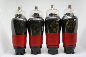 Ebl1-TUBE-MATCHED-QUAD-Postal-Tube-post-tube-NOS-Neuf-dans-sa-boite-Mazda-VISSEAUX-PTT-1930-039-s