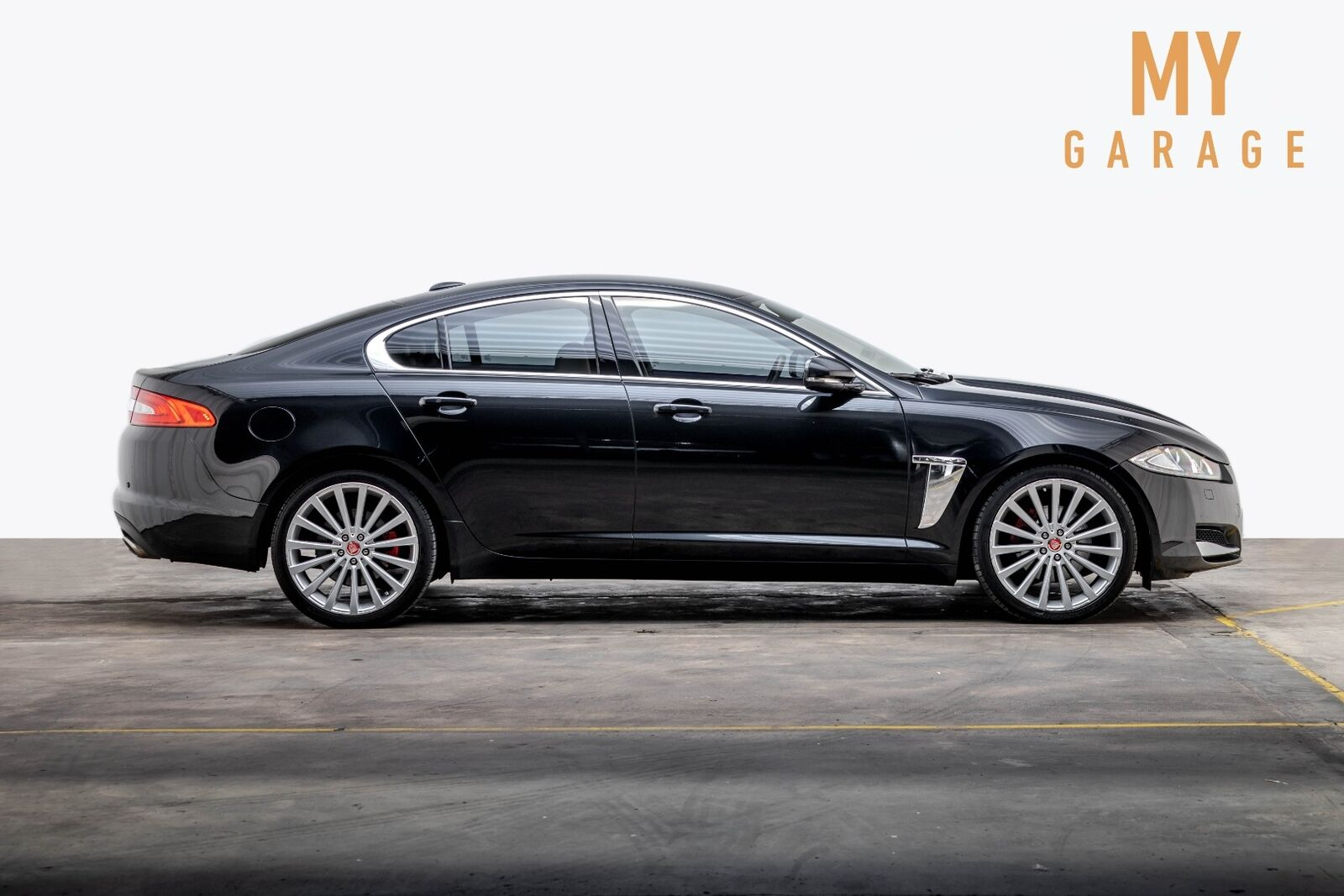Jaguar XF 3,0 D V6 Luxury aut. 4d